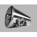 Вискарный шлем L 270 мм (нерж) - Добрый Жар
