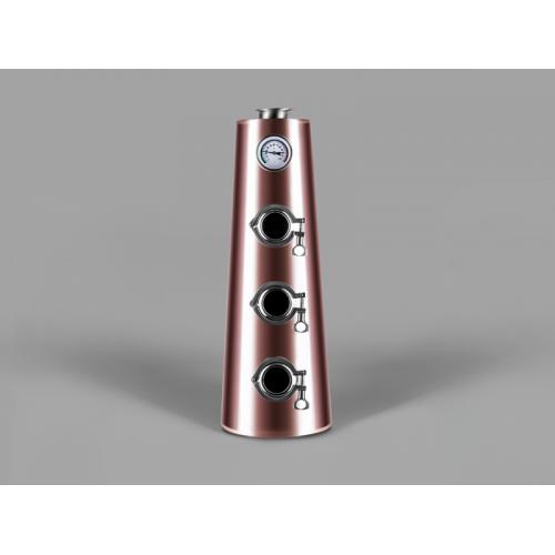 Вискарный шлем L 545 мм (медь) - Добрый Жар
