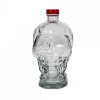 "Бутылка стекло ""Череп"" 1 л"