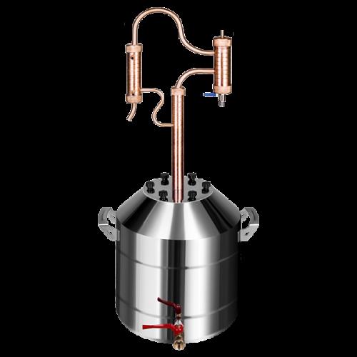 Самогонный аппарат (дистиллятор) Cuprum & Steel Galaxy
