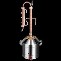 Самогонный аппарат (дистиллятор) Cuprum & Steel Star 35