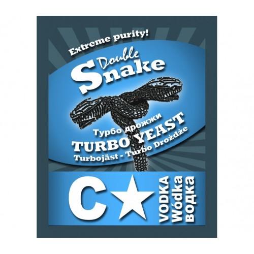 Спиртовые дрожжи DoubleSnake C-STAR turbo