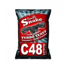 Дрожжи спиртовые DoubleSnake C48 Turbo
