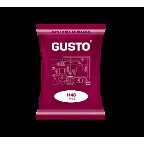 Турбо дрожжи GUSTO H48, 145 г