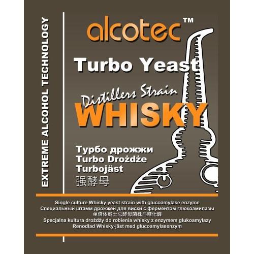 Спиртовые  дрожжи Alcotec Whisky turbo