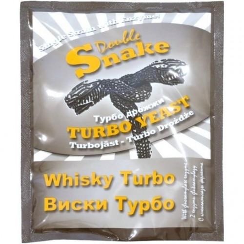 """Турбо дрожжи DoubleSnake """"Turbo Whisky"""", 70 г"""