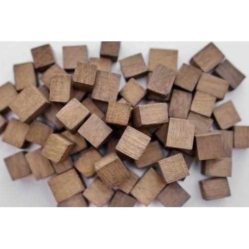 Дубовые кубики средний обжиг 100 г