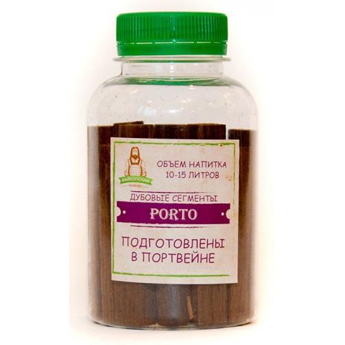 Дубовые палочки «Портвейн» 60 ГР