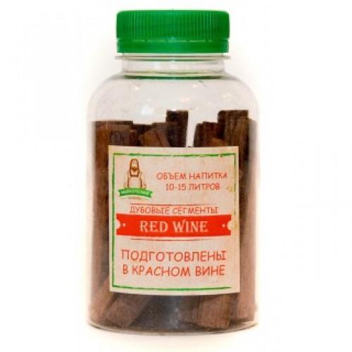 Дубовые палочки «Красное вино» 60 ГР