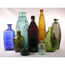 Бутылки и банки