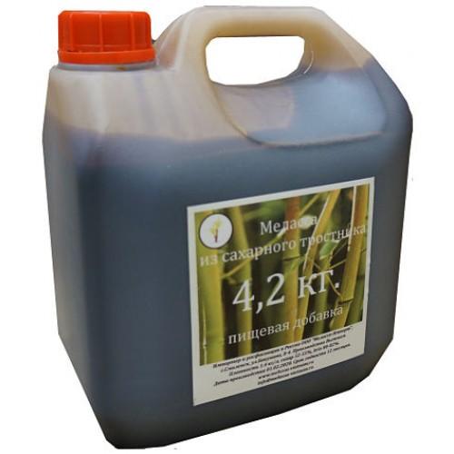 Меласса сахарная тростниковая,канистра 4.2 кг (пр-во Вьетнам)