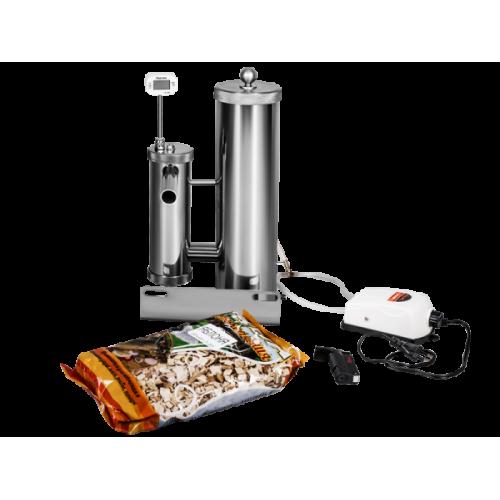 Дымогенератор с фильтром, h - 648 мм.