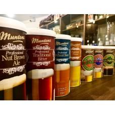Новое поступление солодовых экстрактов от фирмы Своя кружка и Muntons