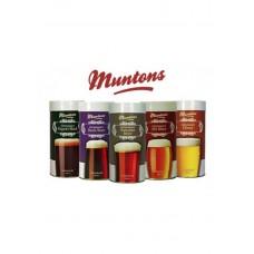 Новый привоз солодовых экстрактов от фирмы «Muntons»