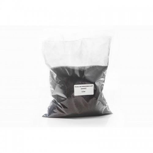 Уголь кокосовый активированный , 0.5 КГ