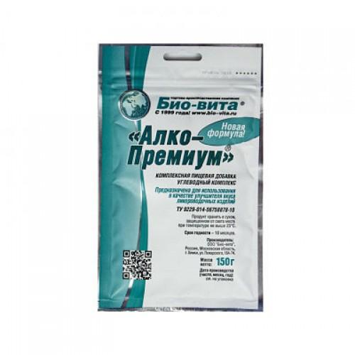 """Бонификаторы углеводный комплекс """"Алко-Премиум"""" 150 гр"""