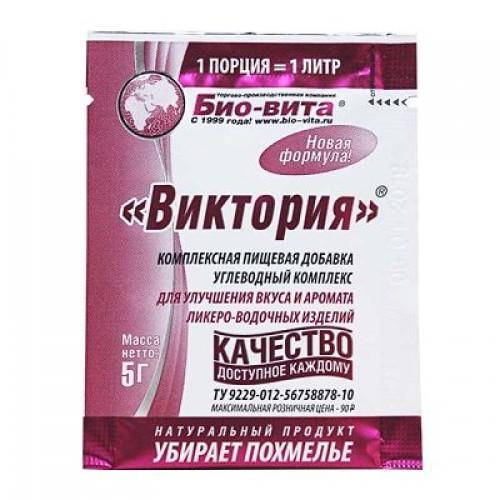 """Бонификаторы углеводный комплекс """"Виктория"""" 5 гр"""