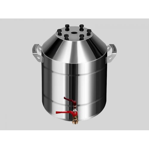 """Перегонный куб """"Cuprum & steel"""" 27 л"""