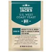 Дрожжи Mangrove jack's Us west coast M44