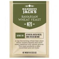 Дрожжи Mangrove jack's Bavarian wheat  M20