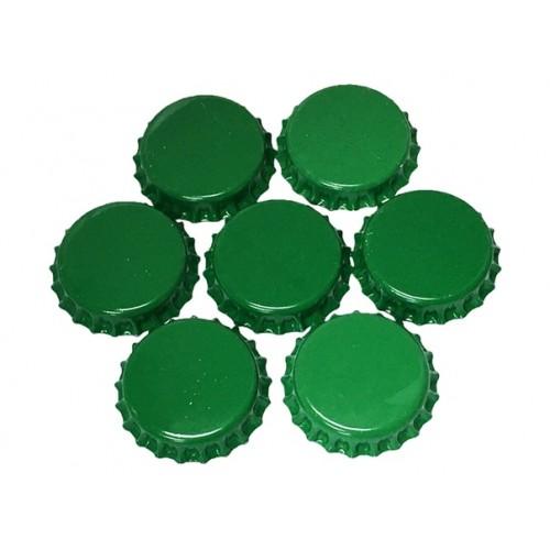 Кроненпробки Зелёные (Россия), 80 шт
