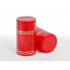 Пробка Гуала 57мм Красная