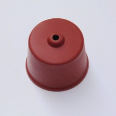 Пробка резиновая 40 мм (пищевой силикон)