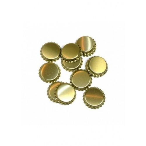 Кроненпробки Золотые (Россия), 80 шт