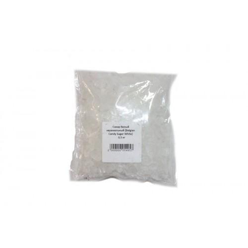Сахар белый карамельный (Belgian Candy Sugar White), 0,5 кг