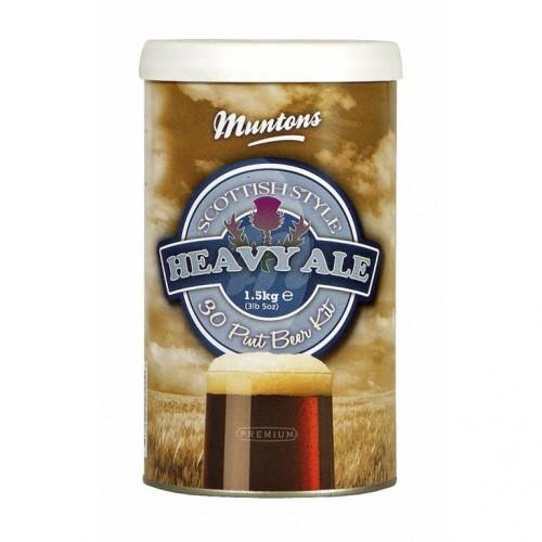 Muntons Scottish Heavy Ale, 1,5 кг