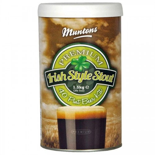 Muntons Irish Stout, 1,5 кг