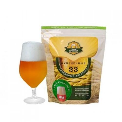 """Солодовый экстракт «Своя кружка» """"India Pale Ale"""", 2,1 кг"""