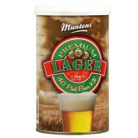 Muntons Lager, 1,5 кг