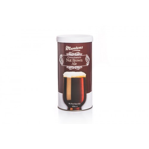 Muntons Nut Brown, 1,8 кг