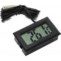Электронный термометр с выносным щупом