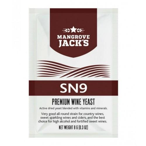 Винные дрожжи Mangrove Jack's SN9