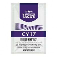 Винные дрожжи Mangrove Jack's CY17