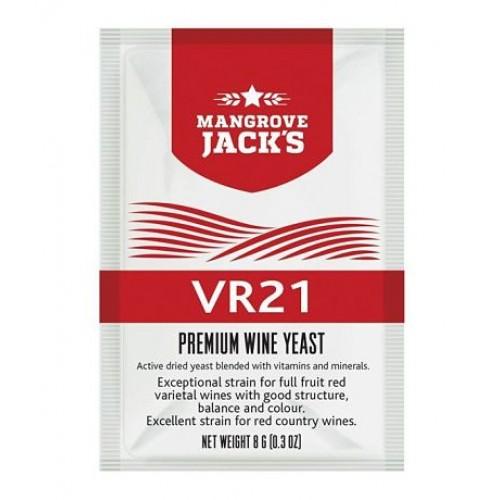 Винные дрожжи Mangrove Jack's VR21