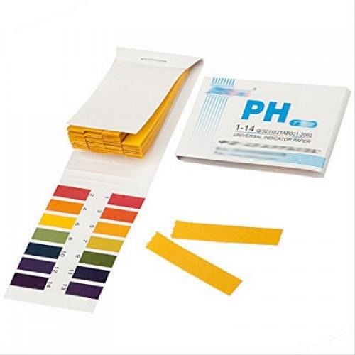 Полоски индикаторные для определения PH
