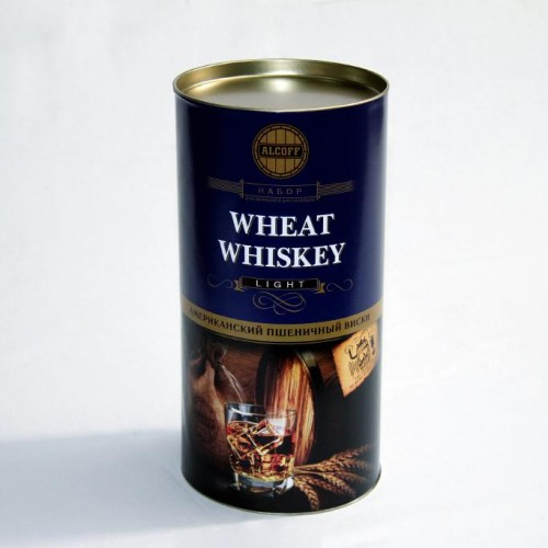 "Сусло Light "" Wheat whisky"" (Американский пшеничный виски)"